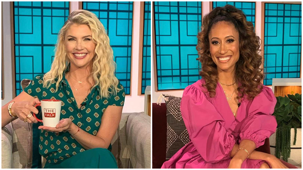 'The Talk': Amanda Kloots & Elaine Welteroth Announced as New Co-Hosts