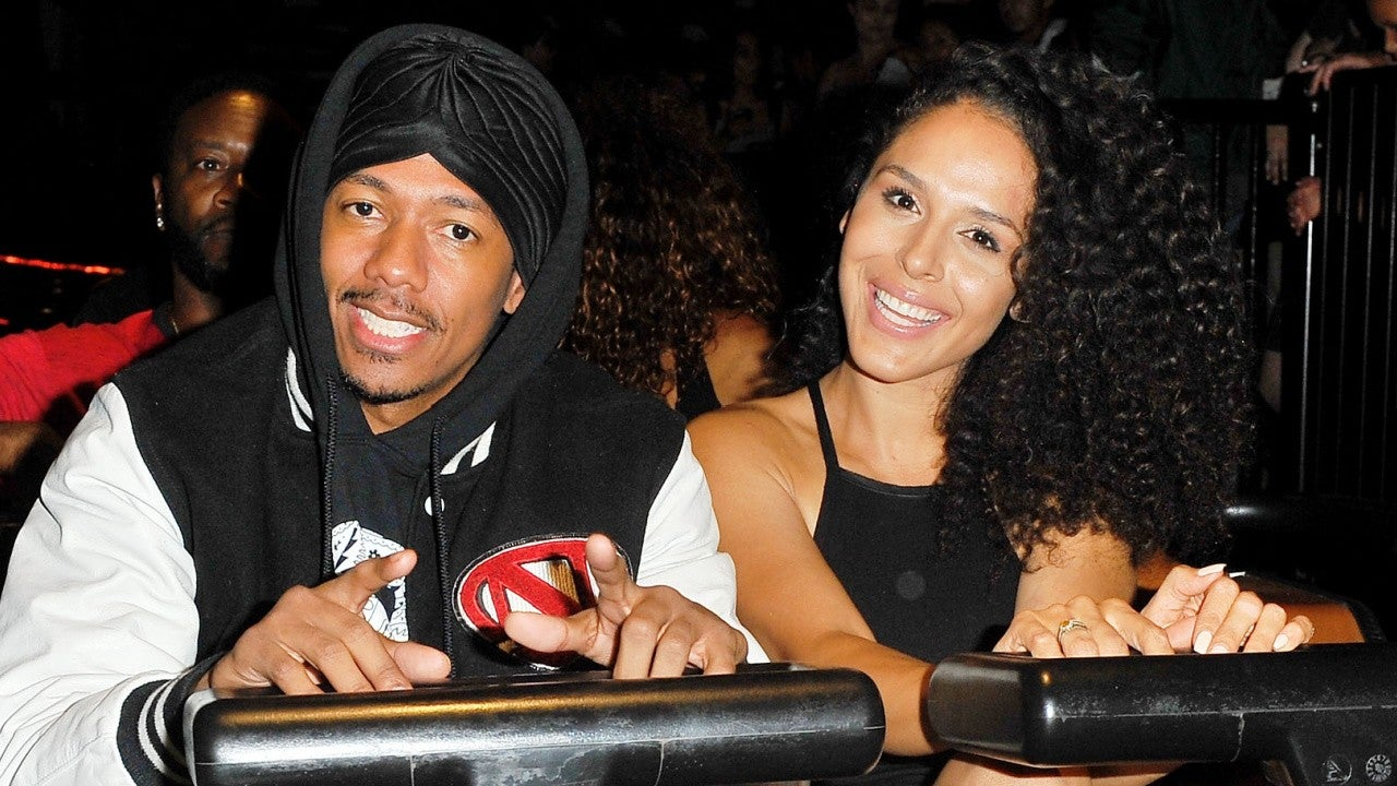 Nick Cannon And Girlfriend Brittany Bell Welcome Second Child Together Entertainment Tonight