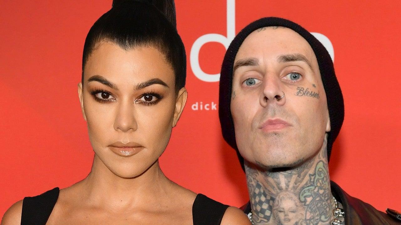 Inside Kourtney Kardashian & Travis Barker's Friendship Turned Romance