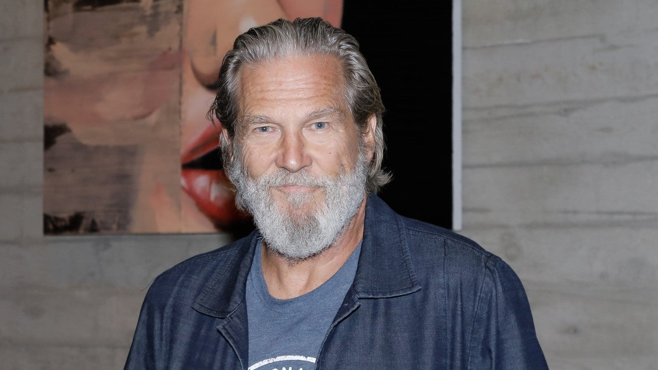 Jeff Bridges Says His Tumor Has 'Drastically Shrunk' Following Lymphoma Diagnosis