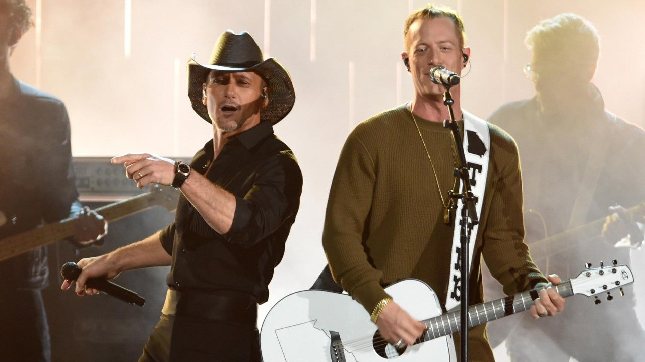 Tim McGraw, Tyler Hubbard to Perform for Joe Biden Inaugural Special