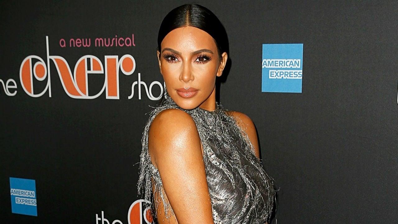 Kim Kardashian Wipes Out Wakesurfing on Family Vacation