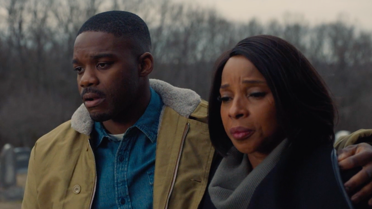 Watch 'The Violent Heart' Trailer, Starring Mary J. Blige (Exclusive)
