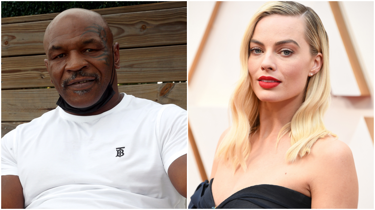 Margot Robbie Is Producing a New Hulu Series on Mike Tyson's Life