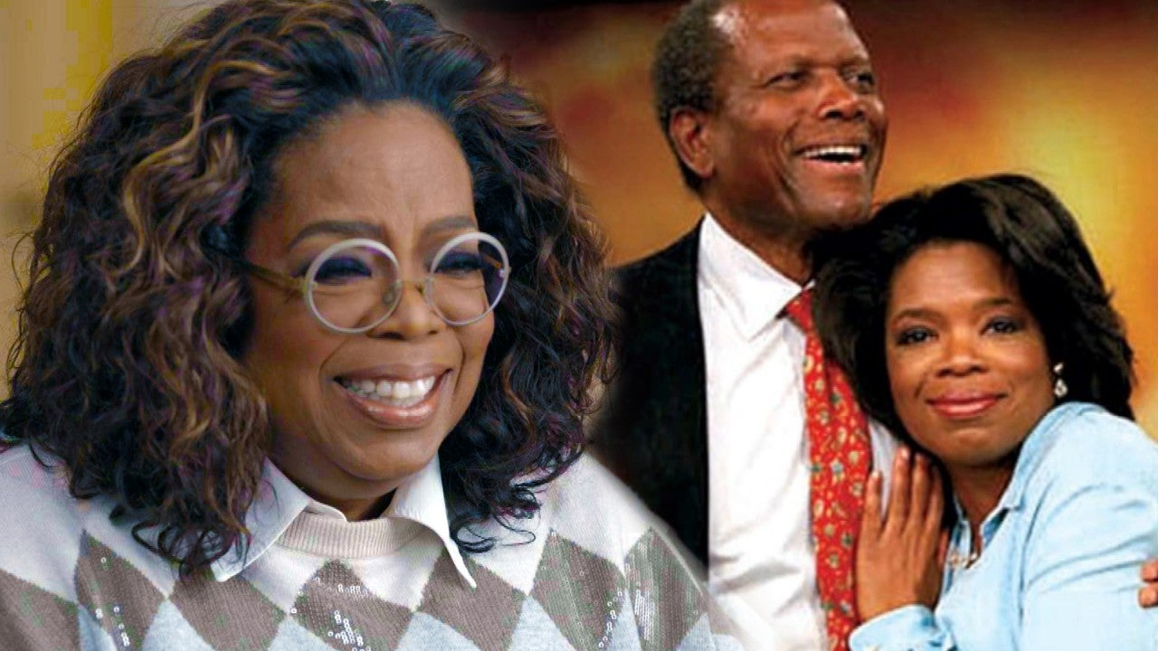 Oprah Winfrey Shares How Sidney Poitier 'Laid the Groundwork' for Herself and Others (Exclusive)