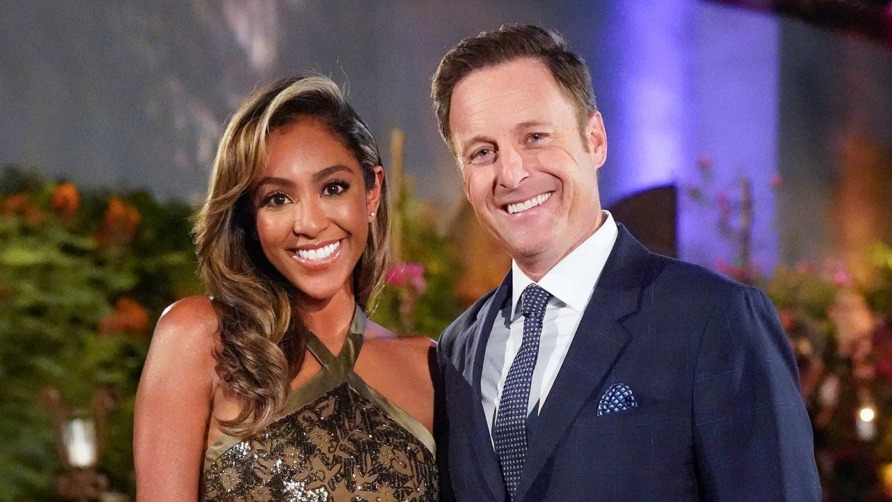 Tayshia Adams Says Chris Harrison Stepping Aside from 'Bachelor' Is 'Absolutely' The Right Decision