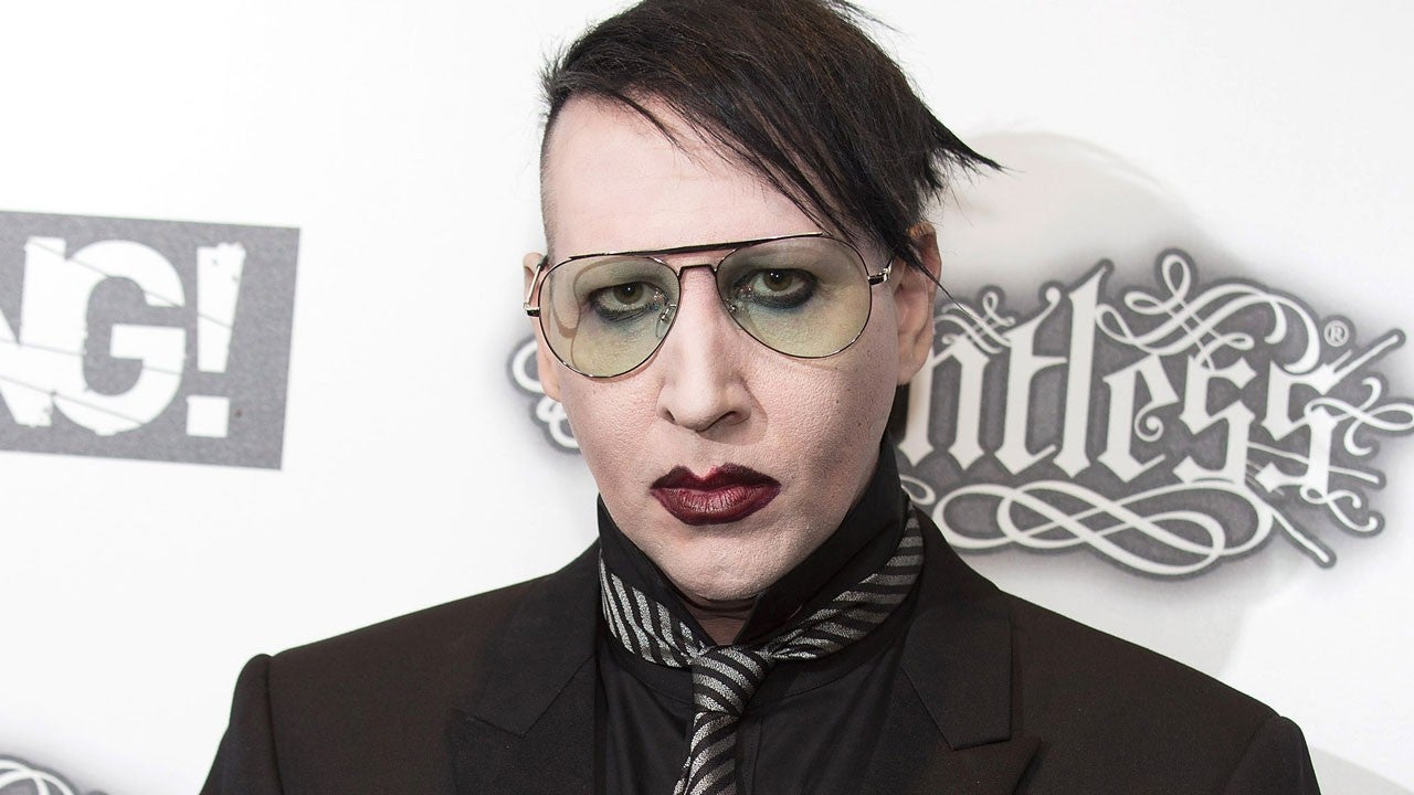 Marilyn Manson Subject of Criminal Investigation Into Allegations of Domestic Violence