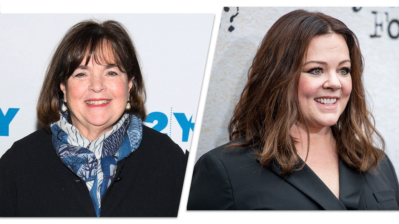 First Look: Ina Garten and Melissa McCarthy Get Boozy in New Special