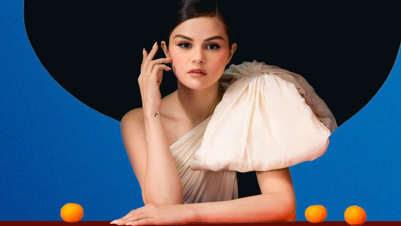 Selena Gomez's 'Revelación' EP Is Out Now! Shop the Amazon Music Exclusive  Merch Collection | Entertainment Tonight