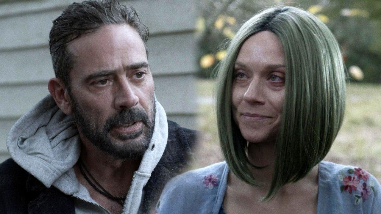 'The Walking Dead' Season 10 Finale: Jeffrey Dean Morgan ...