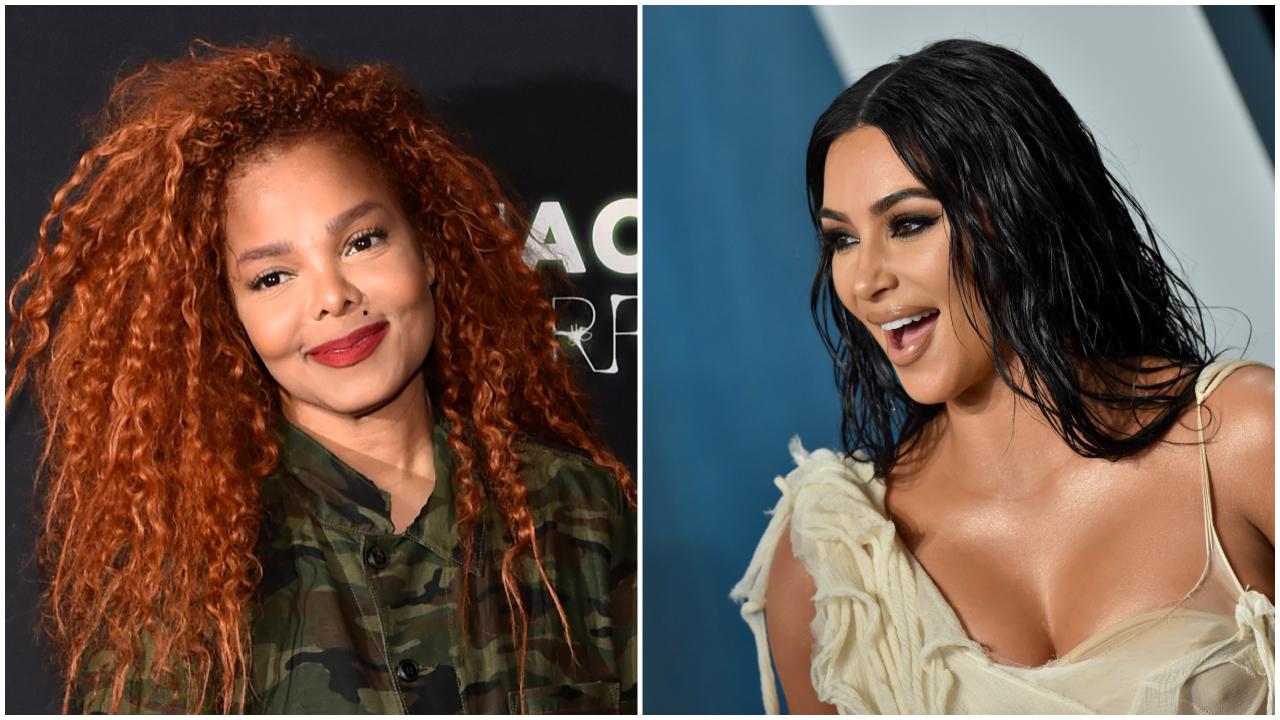Kim Kardashian Drops $25K on Janet Jackson's 'If' Music Video Outfit