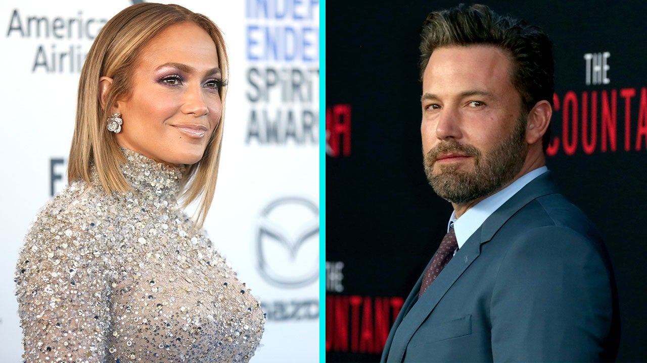 Jennifer Lopez & Ben Affleck Are Serious, Both 'Feel Like This Is It'