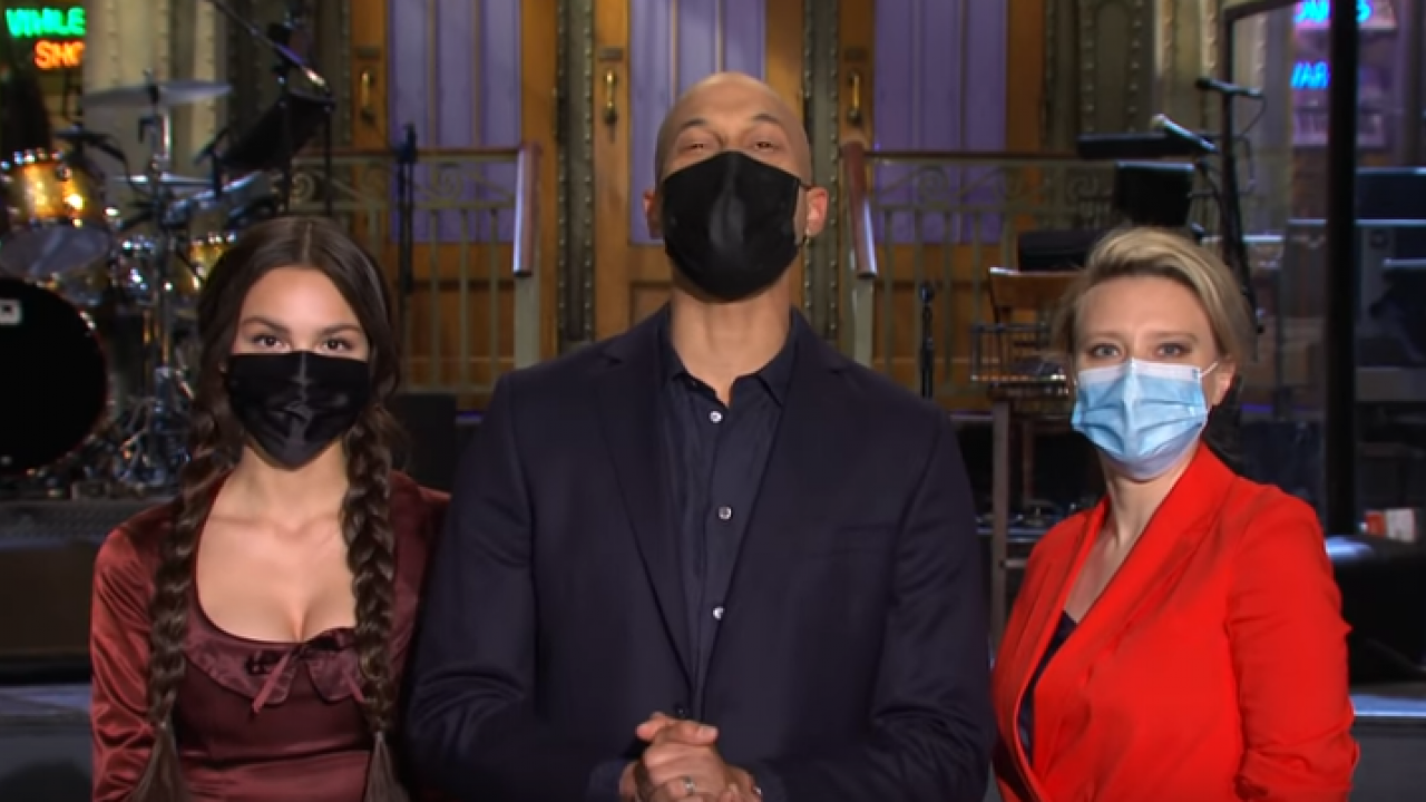 Keegan-Michael Key Is Ready to Give the 'Best' Show in 'SNL' History in New Promo With Olivia Rodrigo