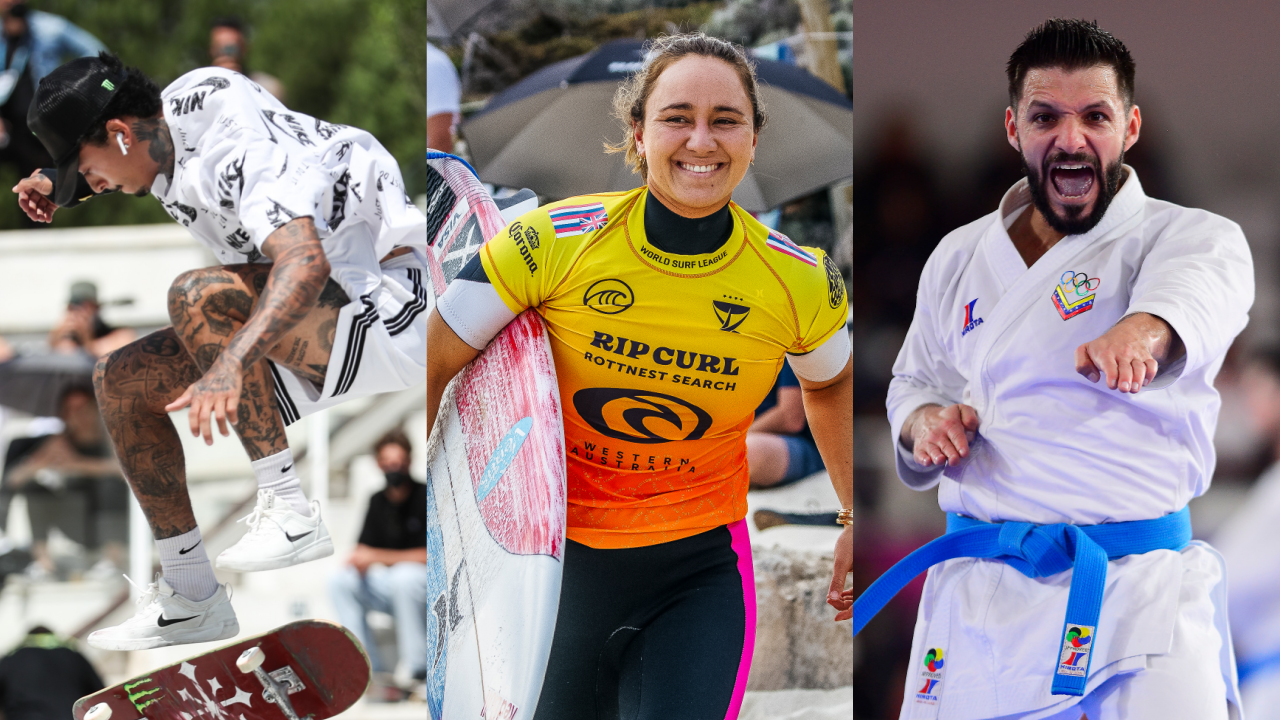 2021 Summer Olympics' New Sports: A Guide to Surfing, Skateboarding, Sport Climbing and More