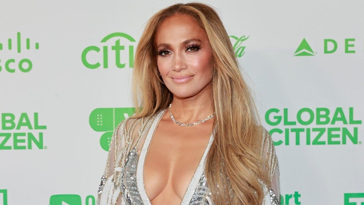 Get Jennifer Lopez's White Dress From Her Monaco Birthday Trip