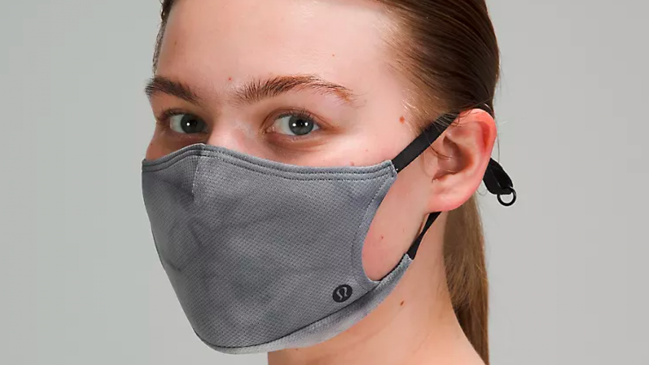 Lululemon Face Masks Are Again in Inventory However They're Promoting Out Quick