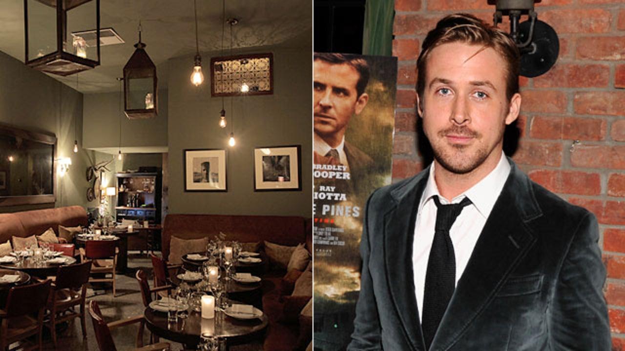Ryan Gosling: Tagine