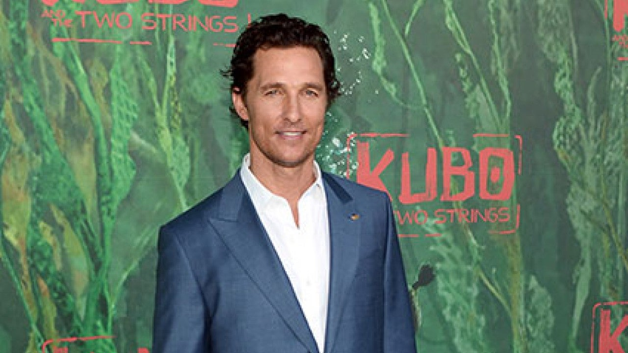 matthew mcconaughey to receive 2018 inspiration honoree award at third annual city gala. Black Bedroom Furniture Sets. Home Design Ideas