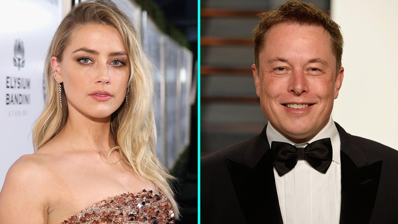 Amber Heard is going to marry billionaire Ilona Mask 04/19/2017 66