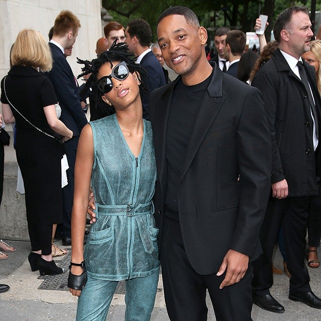 Will Smith and daughter Willow