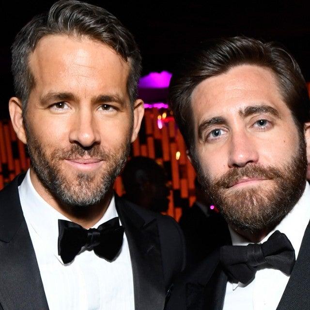 Jake Gyllenhaal   Entertainment Tonight