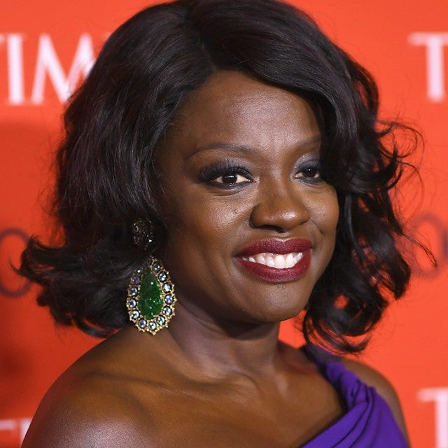 Viola Davis Time Gala Getty