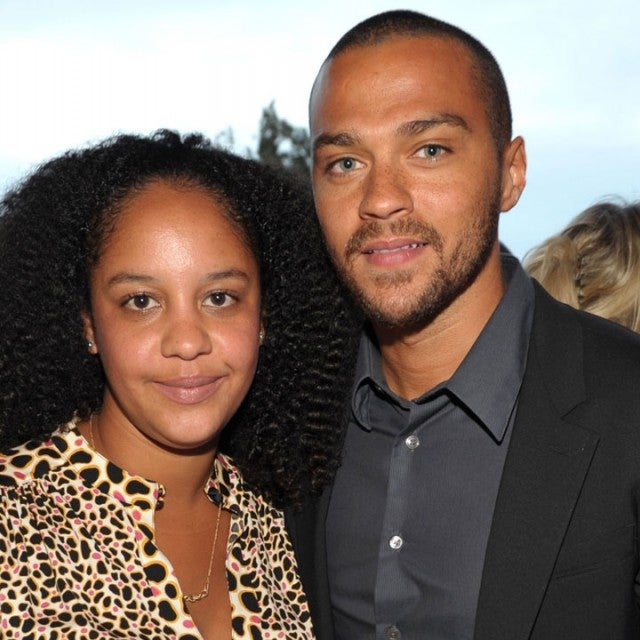 Jesse Williams and Aryn Drake-Lee in June 2010