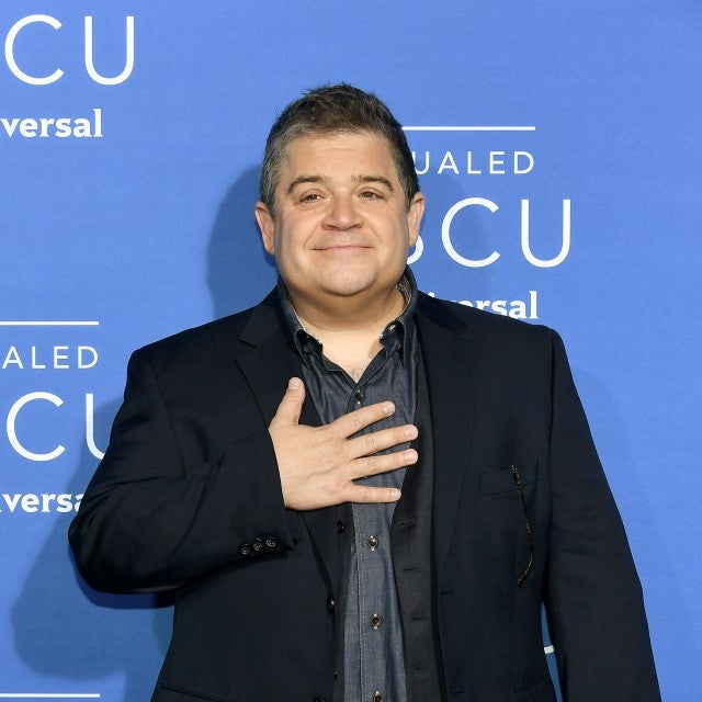 Patton Oswalt on the red carpet 2017