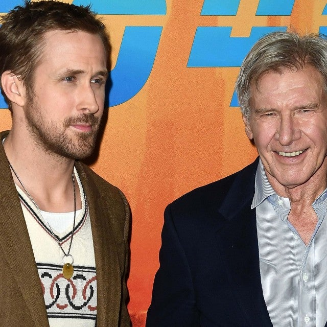 Harrison Ford and Ryan Gosling