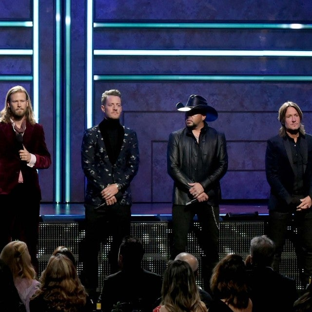 CMT Artists of the Year 2017 Introduction