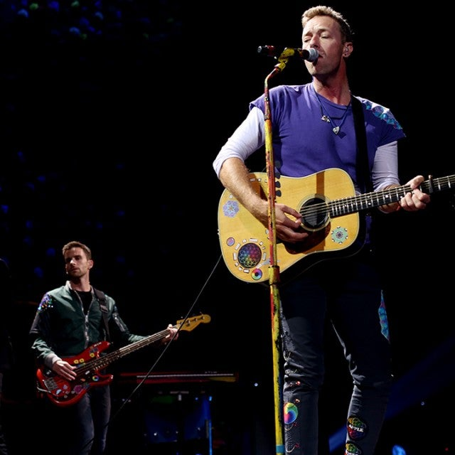 Coldplay covers Tom Petty