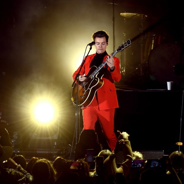 Harry Styles performs at We Can Survive 10/21/17