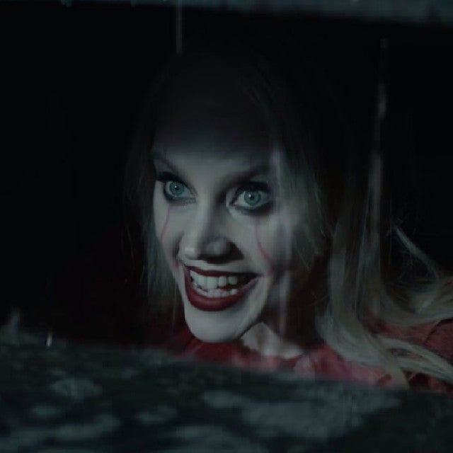 Kate McKinnon as Kellyanne Conway as Pennywise from 'It' on 'SNL'