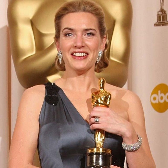 Kate Winslet at the 2009 Oscars