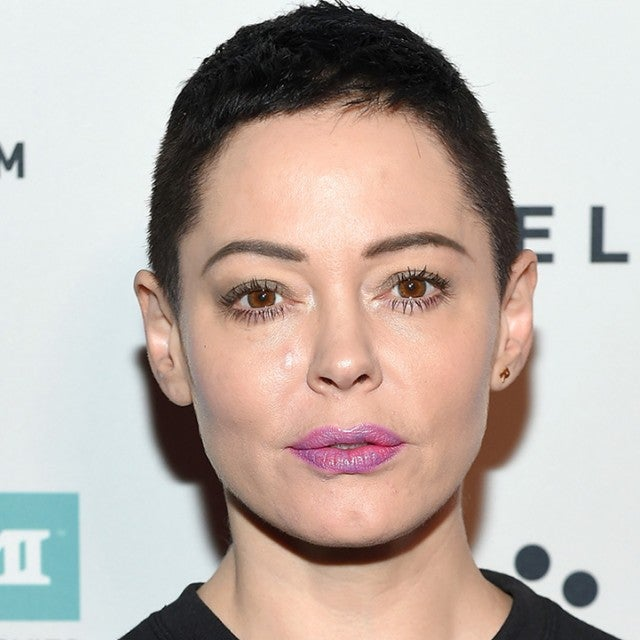 Rose McGowan says her Twitter was suspended