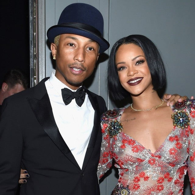 Rihanna Pharrell Williams