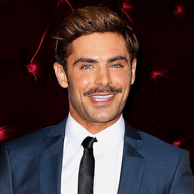 Zac Efron at Greatest Showman premiere in Australia