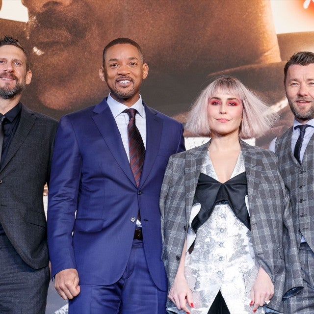 David Ayer, Will Smith, Noomi Rapace, Joel Edgerton