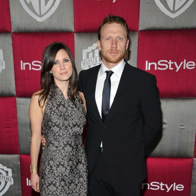 Kevin mckidd and jane parker