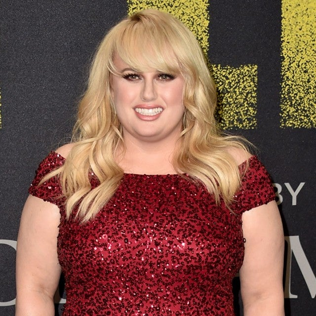 Rebel WIlson at Pitch Perfect 3 premiere