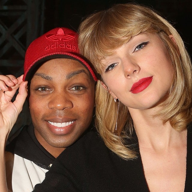 Taylor Swift and Todrick Hall