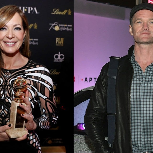 Allison Janney and Neil Patrick Harris