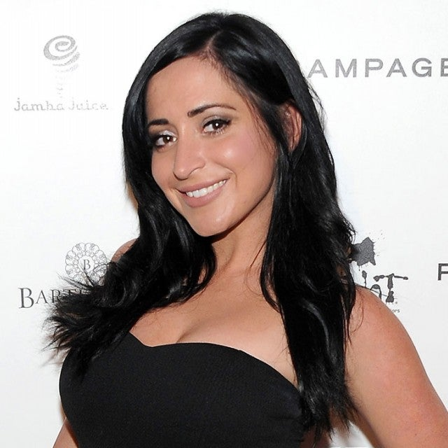 Angelina Pivarnick engaged