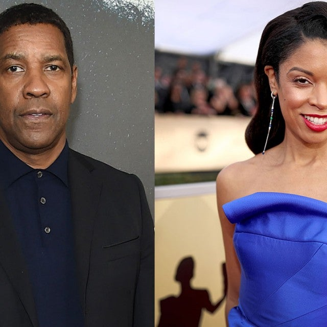 Denzel Washington gifts Susan Kelechi Watson with scholarship