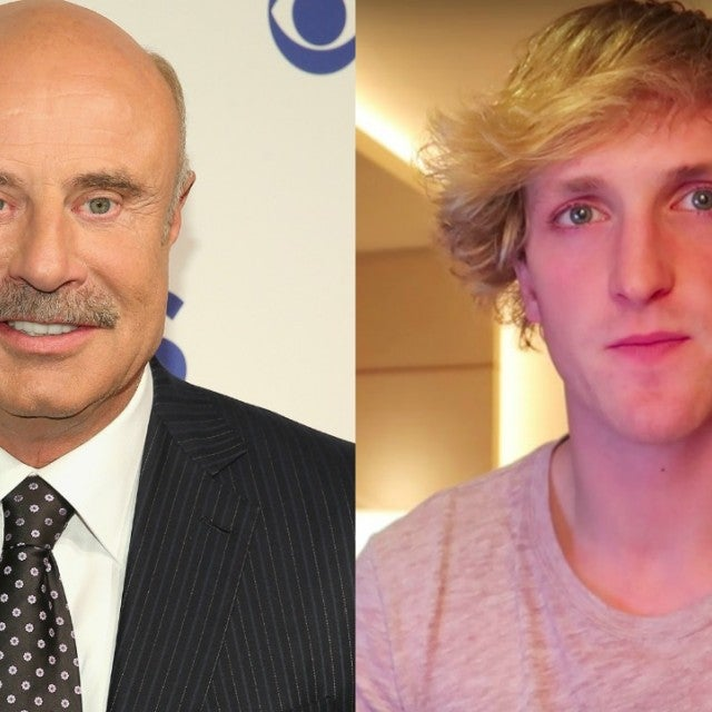 LOGAN PAUL DR PHIL