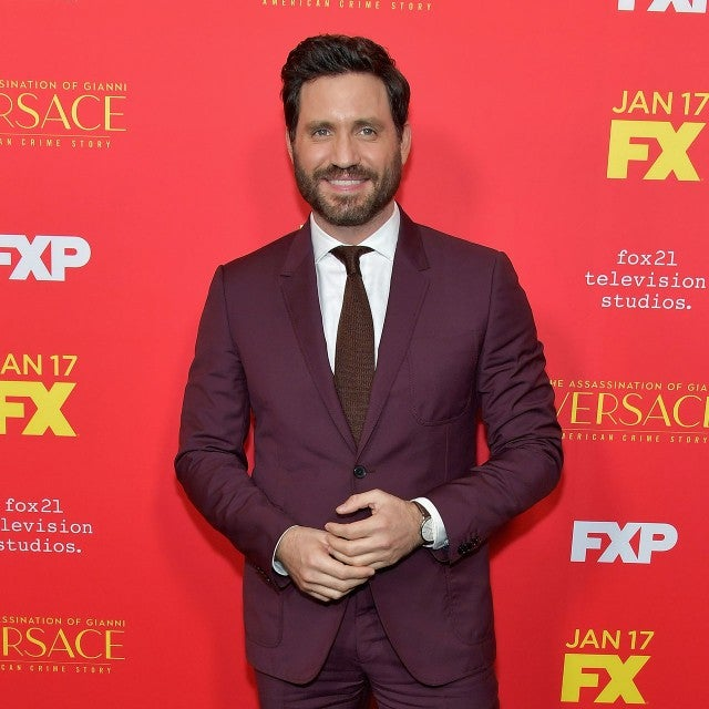 Edgar Ramirez at The Assassination Of Gianni Versace: American Crime Story