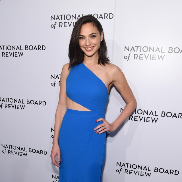 Gal Gadot at National Board of Review Annual Awards Gala