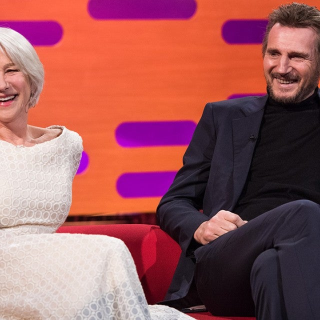 Helen Mirren and Liam Neeson