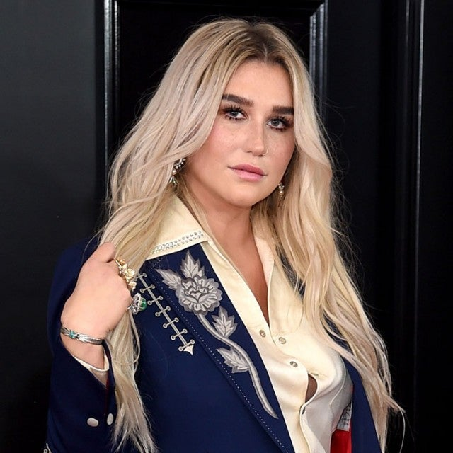 Kesha at 2018 GRAMMYs