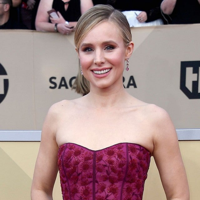 Kristen Bell at 2018 SAG Awards